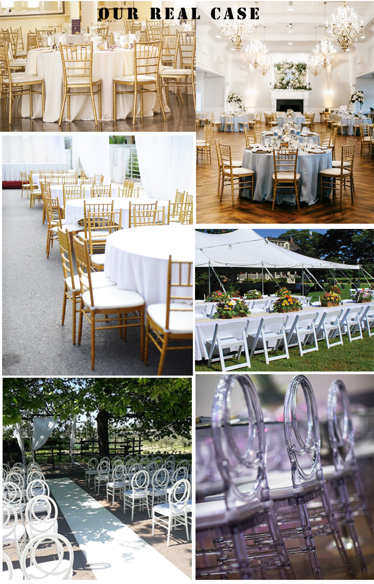 Factory sale luxury banquet wedding mandap napoleon chairs for sale