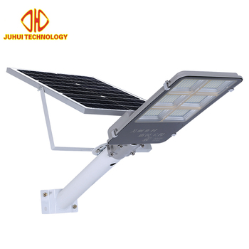 New design wholesale smd waterproof aluminum ip65 250w 300w 350w solar led street lamp
