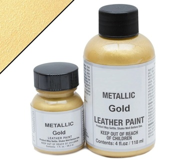 SNEAKERS ER PREMIUM ACRYLIC GOLD LEATHER PAINT