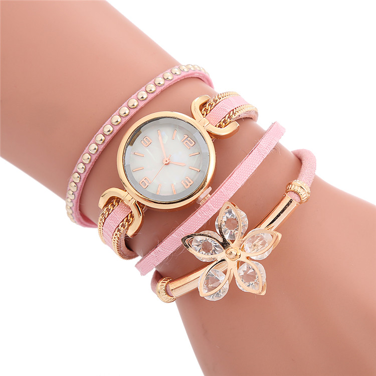 2020 OEM wristwatches lady beautiful luxury watch quartz leather ladies Reloj high quality sport fashion women Reloj