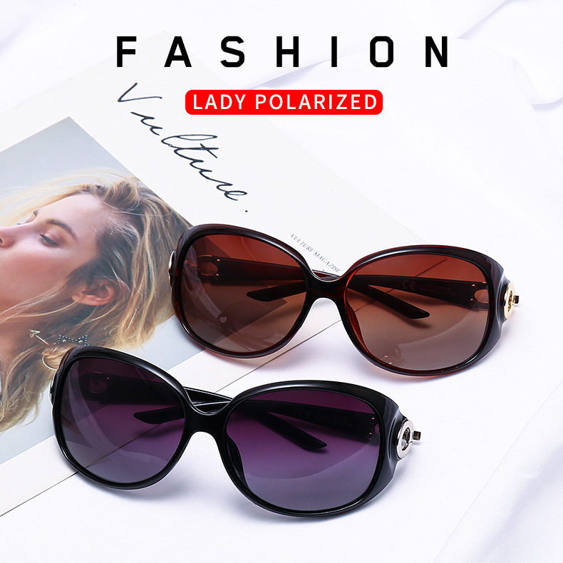 Hot sale rimmed round sunglasses especial hinge women oversized sunglasses with CE/FDA