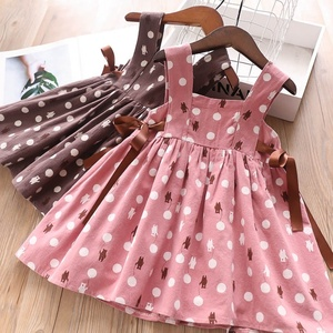 autumn baby dress girls clothing fashion solid cute beautiful korean fashion kids clothes wholesale children's clothing