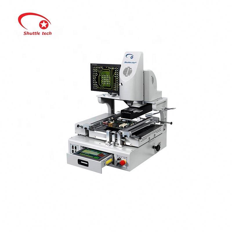 High precision hot air soldering machine for LED strip light RW SV650A rework station to repair LED &BGA