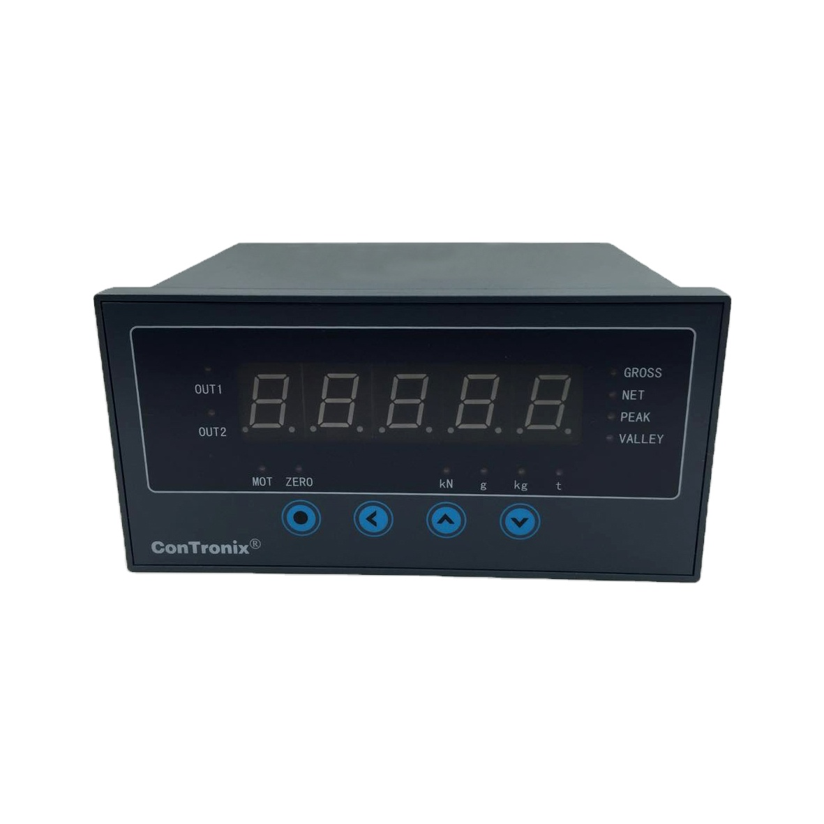 5-bit Number Led Display Two Relays Output Indicator for Load Cell