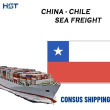 Sea Freight Forwarder Pengiriman China Ke Chili