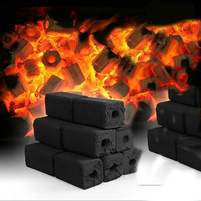 Factory price Manufacture Price bamboo Charcoal Used For Bbq Grills For Skewers/Smokeless Charcoal For Bbq