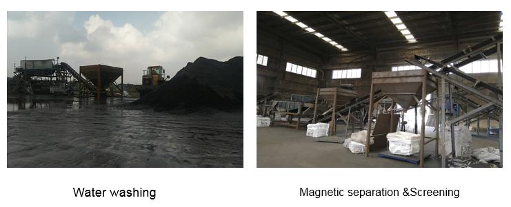 AFS30-35 chromite sand / chrome ore price(图3)