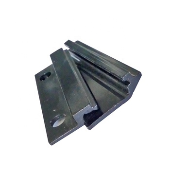 Taizhun Brand High Precision Customized Black Sheet Metal Parts For Game Player Accessories Stamping oxidation hinge