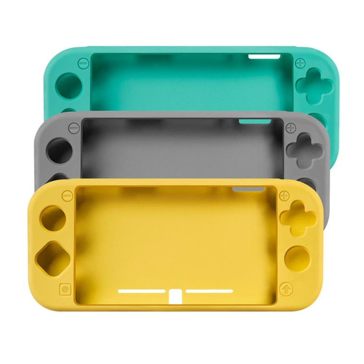 SYYTECH Protector Case Silicone Soft Protective Cover Shell For Nintend Switch Lite Mini