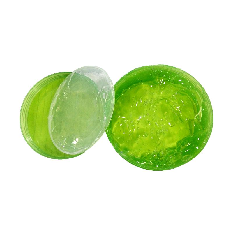 Private Label Natural Organic Aloe Vera Gel for Face skin Care
