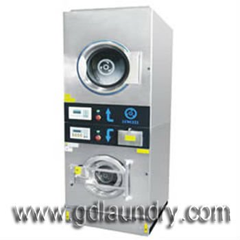 8kg-12kg washer and dryer-laundry shop commercial washer and dryer machine