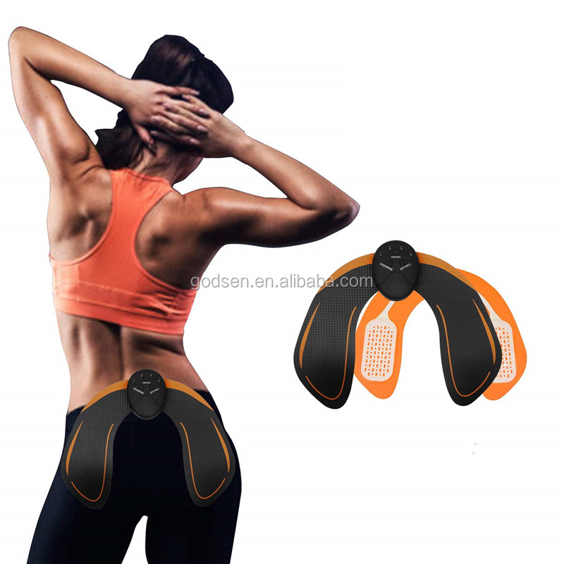 Hot Selling Body Fitness Firm Smart Sexy Butt Ems Spier Enhancer Hip Trainer Stimulator