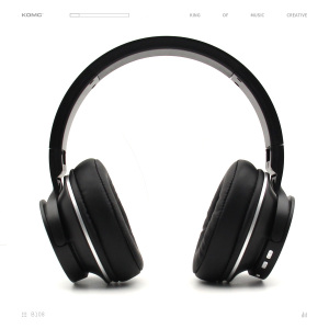 Wireless Headset With Mic,Foldable Bluetooth Headphone With 3.5mm Audio Jack For PC/Android Smartphones Computers