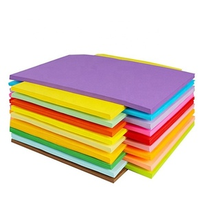 Wholesale office thick colored color copy printing A4 Paper
