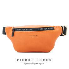 Новая роскошная брендовая поясная сумка, Женская Большая вместительная поясная сумка, модная поясная сумка, Кожаная поясная сумка, многофу...(Китай)