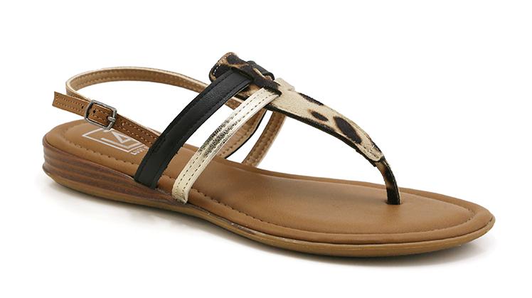 สุภาพสตรีแฟชั่นรองเท้าแตะหญิงรองเท้าสต็อกจำนวนมากรองเท้าแบน 2020 สำหรับสตรี