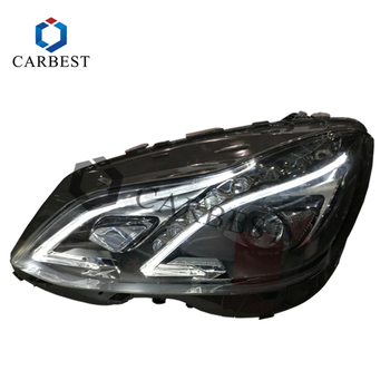 High Quality Headlight for E-Class W212 2014 Low-profile upgrade to High-Profile