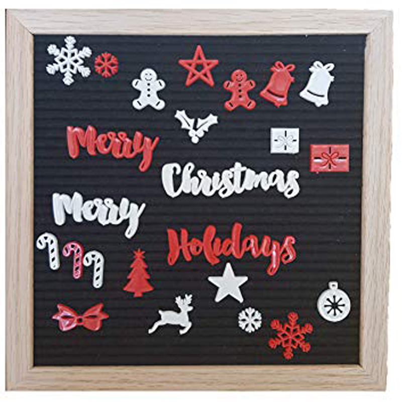 Top Sale New products Colorful Changeable Felt Letter Board