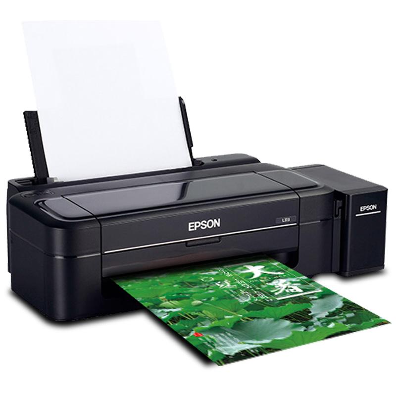 A4 Dye Sublimation Printer L130 Model 4 color Inkjet Printer,