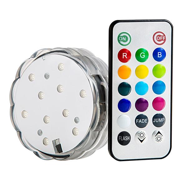 नए उत्पाद विचारों 2020 बैटरी संचालित निविड़ अंधकार शादी के गुलदस्ते सजावट के लिए रोशनी का नेतृत्व किया