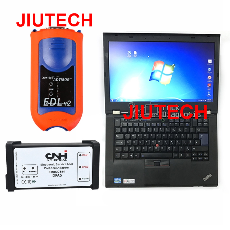 Service ADVISOR V4.2 For john JD EDL V2 Service Advisor AG 02.2016 + CF 05.2016+ CCE 05.2016 Agricultural Diagnostic kit tool