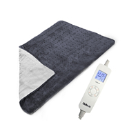 Electric microwave leg neck and shoulder heating pad