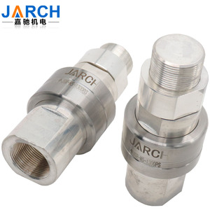 Mercury high speed slip ring rotary electrical joint contacts speed 1200RPM