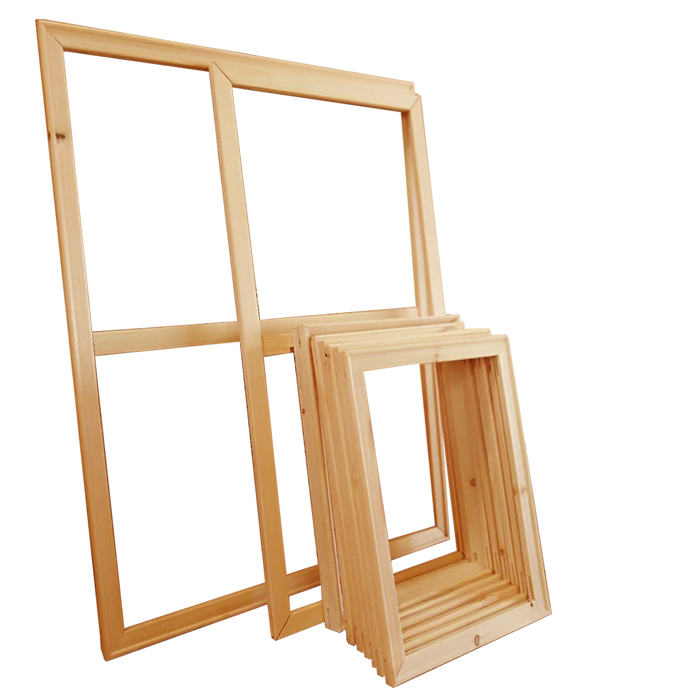 Professional Manufacture Cheap Wood Canvas Stretcher Bars