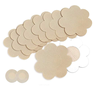 Nipple Cover Plum Shaped Disposable Breast Covers Self-adhesive Petal Bra Pasties