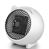 220V Ptc Fast Heating Home Office Desktop Mini Heater Portable Usb Portable Heater Fan