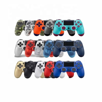 Controller PS4 High quality Wireless Controller Bluetooth 4.0 with or without logo ps4 pro joystick ps4