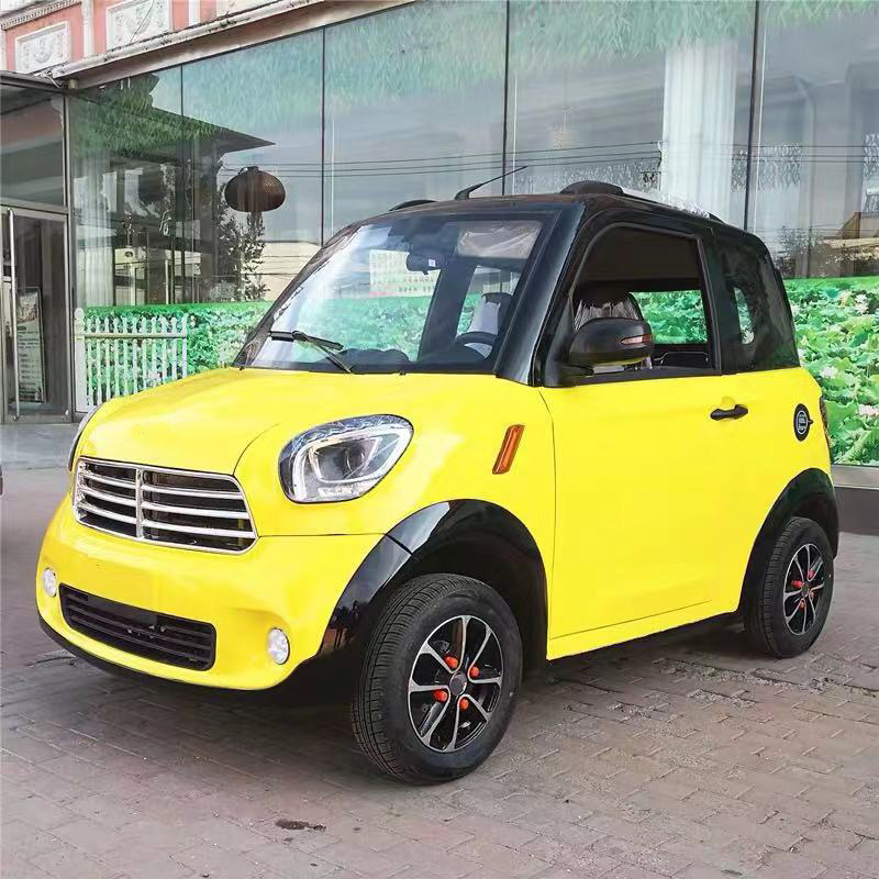 EBU Factory direct sales 4 seat automobile electric power vehicles adult snew energy vehicles