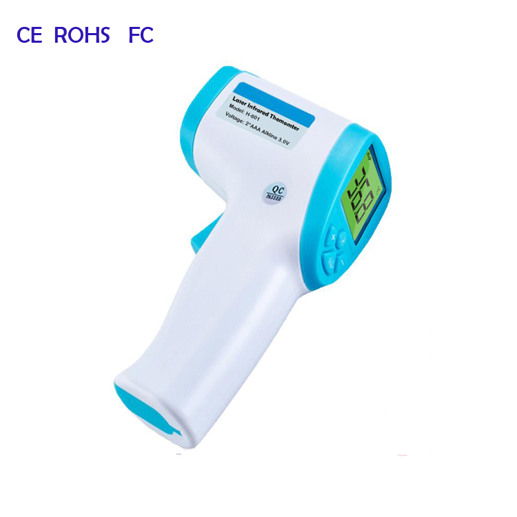 Non-contact Digital Laser Infrared Thermometer Temperature Gun - KingCare | KingCare.net
