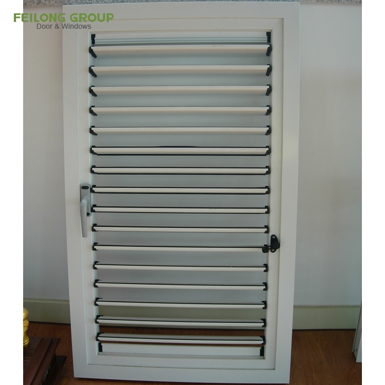 High quality Nice price FEILONG AS2047 AS1288 Aluminum Louver window