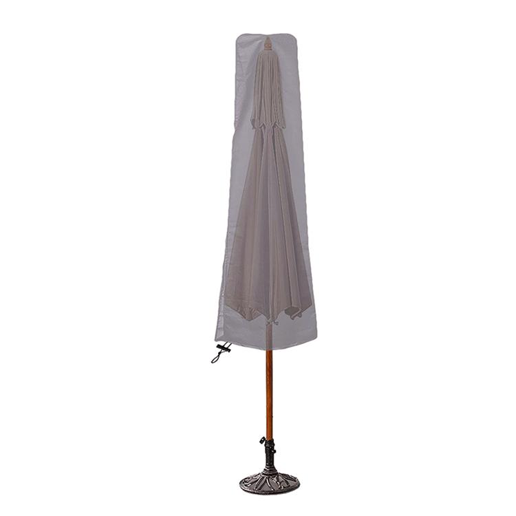 Luce Peso 300D Oxford Giardino Impermeabile Parasole Copertura Patio Ombrello Copre