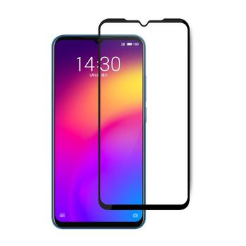 Full glue AGC glass full cover tempered glass screen protector for Meizu Note 9