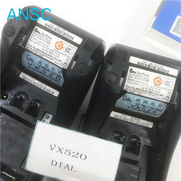 pos machine terminal Verifone VX520 with dial/ethernet