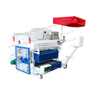 factory price multi function widely used egg layer moving block making machine in Africa