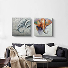 Art Picture Art Pictures Paintings For Living Room Wall Animal Wall Art Prints Picture
