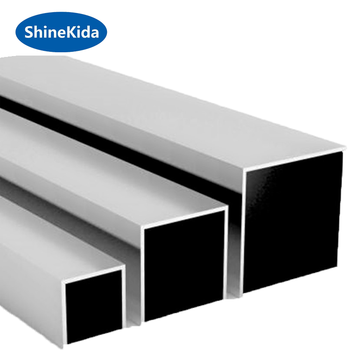 extruded aluminium 30x30 40x40 square tubes