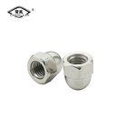 A2-70 DIN1587 Stainless steel hex head cap nut