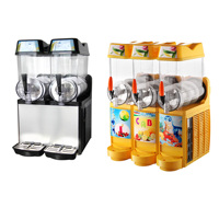 New Design Electric Hotel glass cold & Warm juicer dispenser