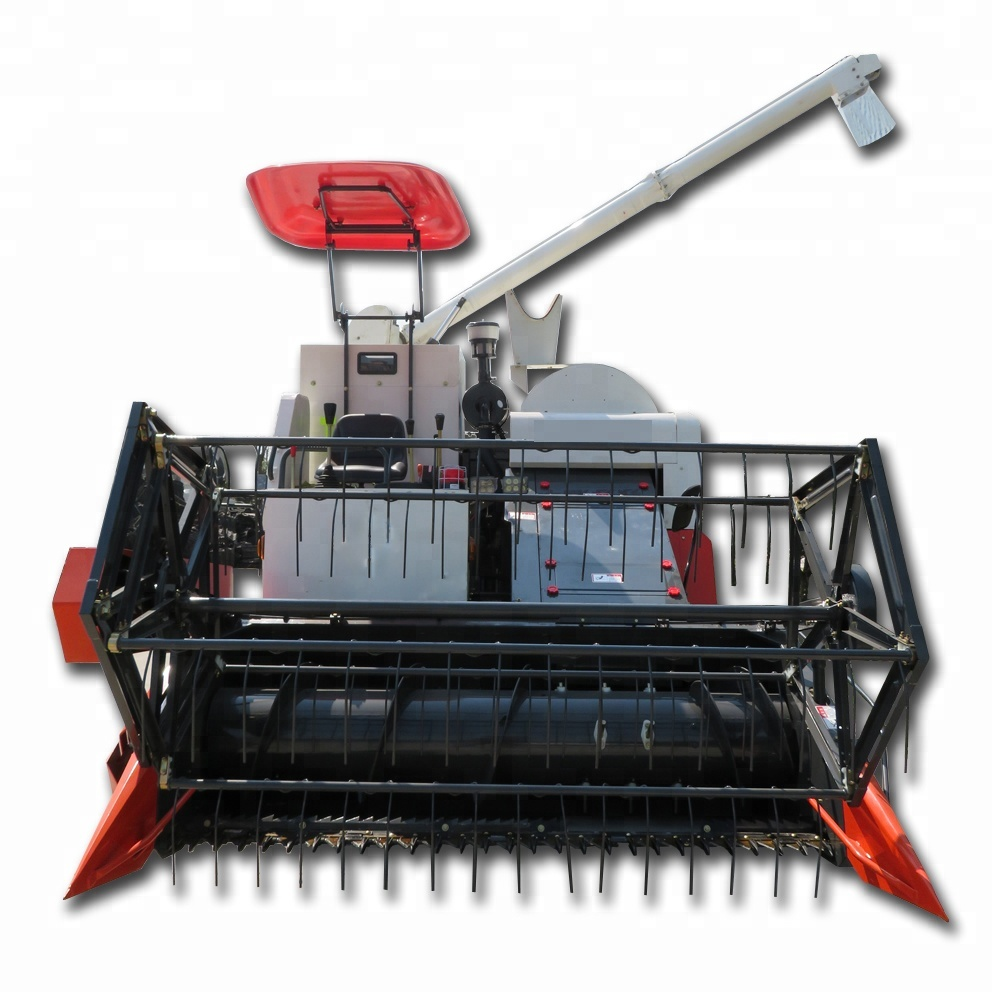 Cheap Price Chinese Rice Combine Harvester For Sale in India