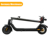 Discount EU warehouse Alucard New Folding Electric kick Scooter 8.5inch 2 wheel bicycle for adult with LED Display