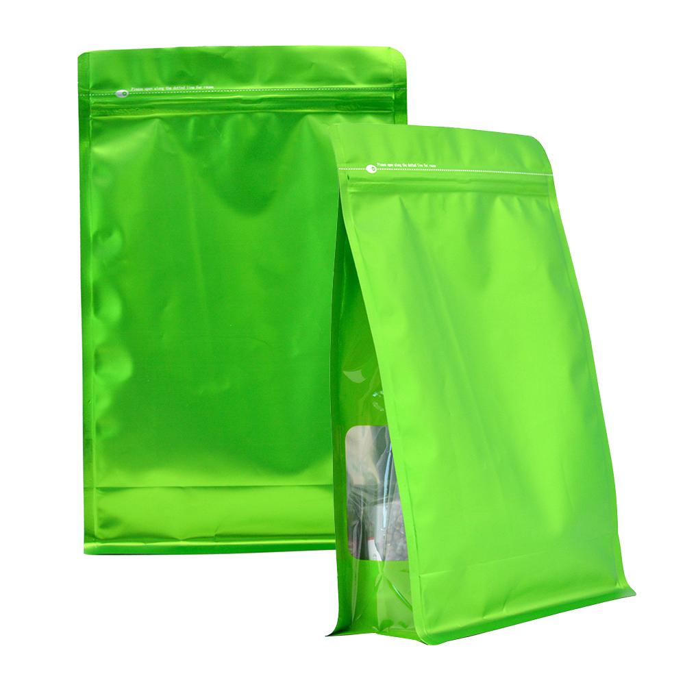 Fabrik direkt preis weiß kraft papier taschen kunststoff verpackung tasche Recycelbar, harte, anti-stress,tough papier verpackung