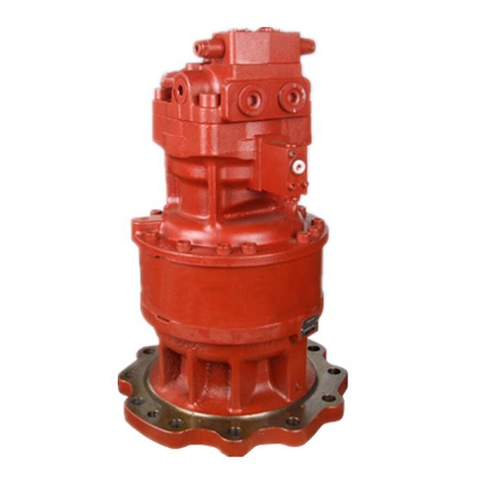 M5X130CHB-10A kpm excavator swing gearbox M5X130 kawasaki swing motor