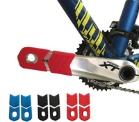 ENLEE New Customized the Processing Crank Cover Universal Mountain Bike Crank Accessories Set Protective Protector