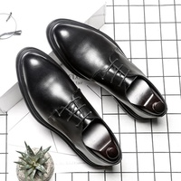 high heel mature italian men dress shoes casual men business office shoes