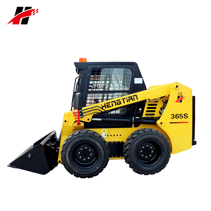Lower price and best selling mini equipment YT365 skid steer loaders for sale