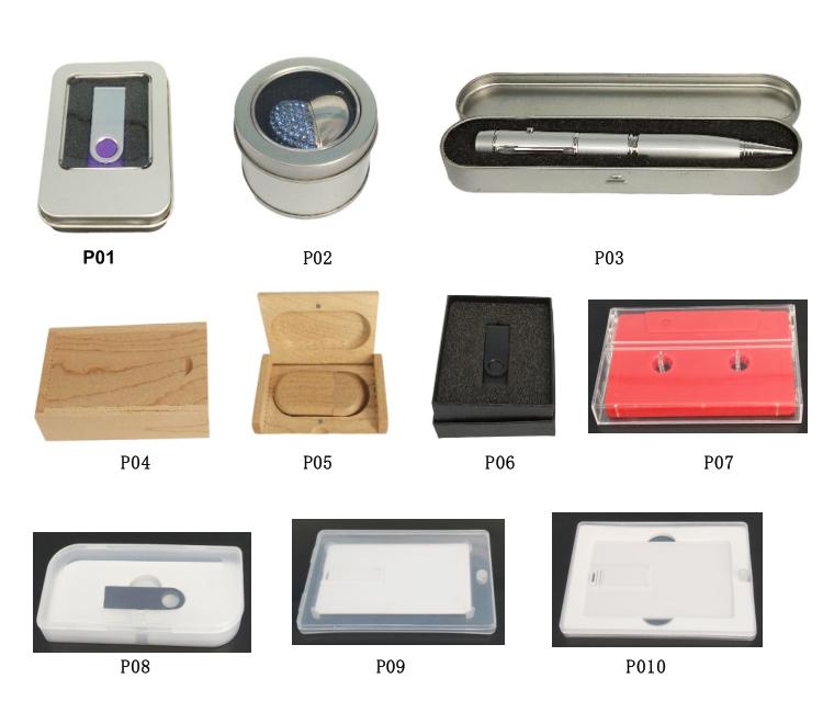 Tùy chỉnh USB Ổ đĩa Flash 64GB 32GB 16GB 8GB 4GB Ổ Đĩa Bút USB2.0 3.0 Pendrive không thấm nước kim Loại Đĩa Memoria USB Stick